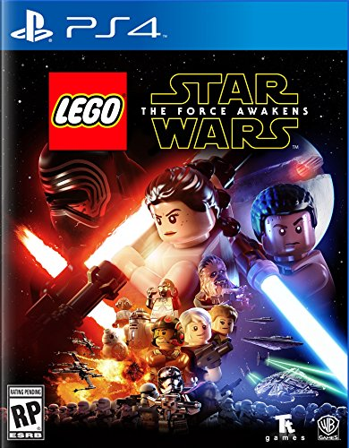 LEGO Star Wars: The Force Awakens - PlayStation 4 Standard Edition ...