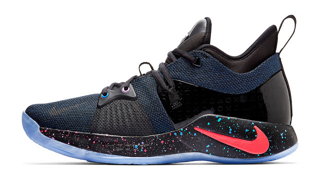 b281dcda9b71 PG-2 PlayStation Colorway  Nike Collaborates with Paul George to Create the Ultimate  Sneaker for…